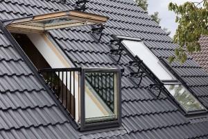 Montaj ferestre Velux pentru mansarde